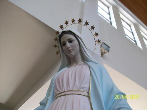 Nossa Senhora em medjugorje