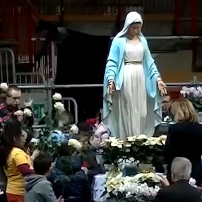 Aparição de Marija em 02 de dezembro de 2012 em Varese – Itália