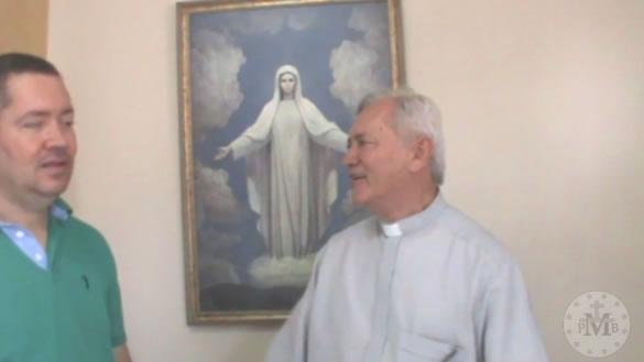 entrevista ao Padre Reinaldo