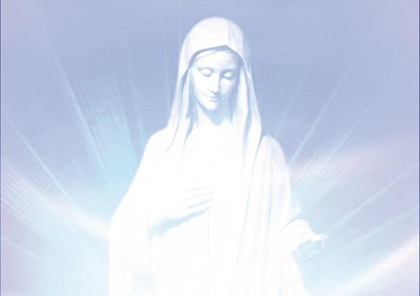 Mensagem de Nossa Senhora em 25 de maio de 2014