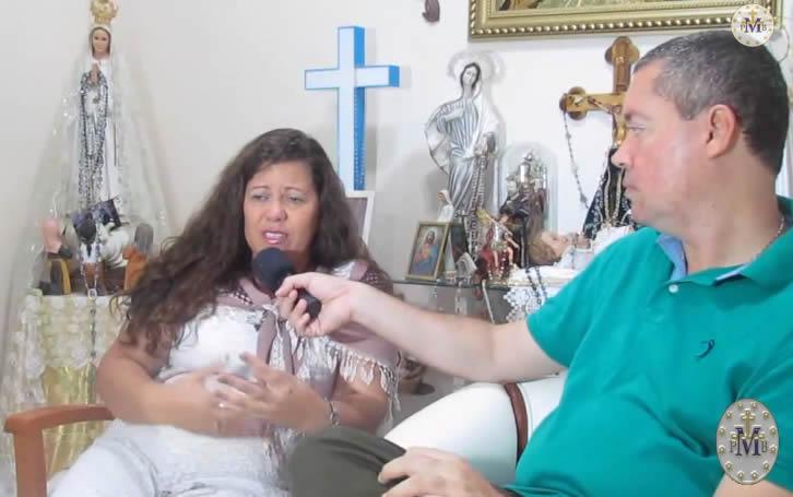 testemunho de maria josé