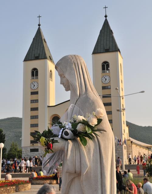 Nossa Senhora Medjugorje