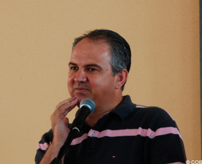 Palestra vidente Ivan em 29/10/2016 em Medjugorje