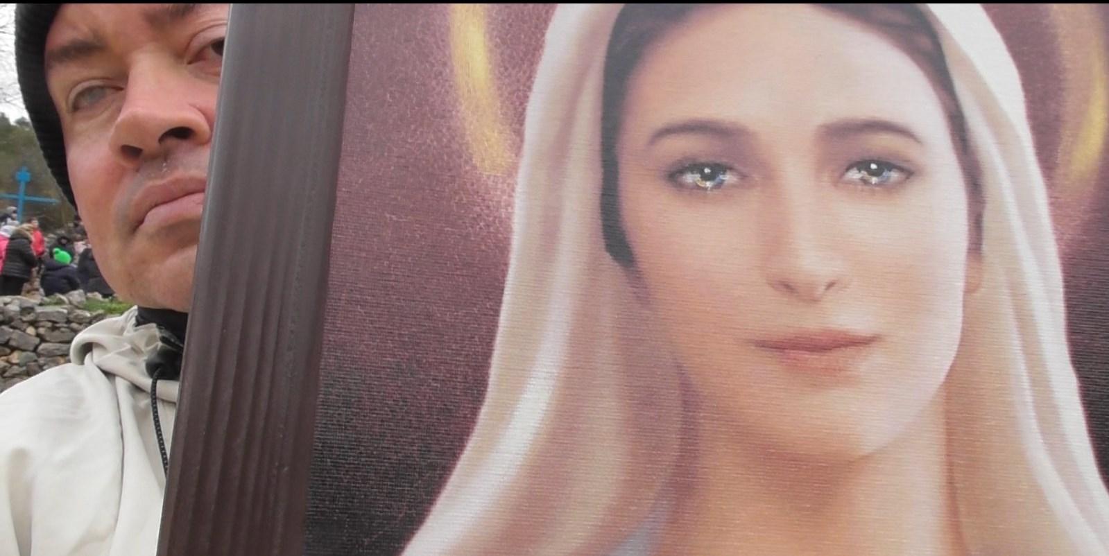 Ganhador do Sorteio do Quadro de Nossa Senhora