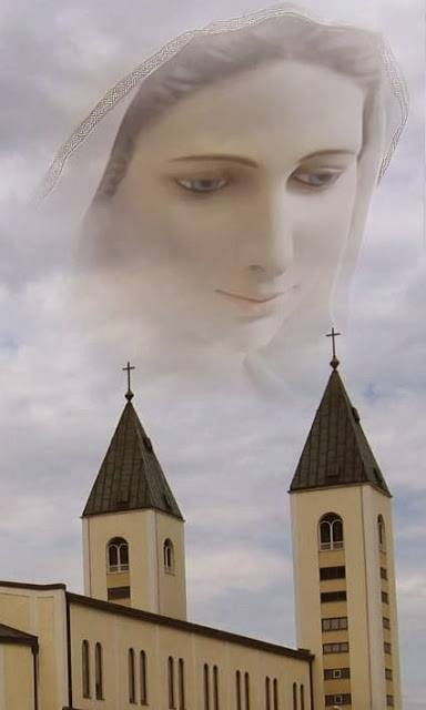 Mensagem de Nossa Senhora em 25 de março de 2017
