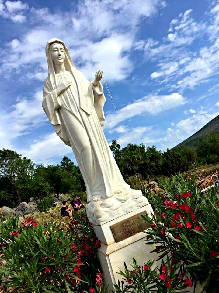 Mensagem de Nossa Senhora em 2 de abril de 2017
