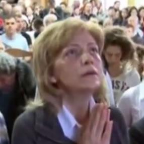 Aparição de Nossa Senhora em Abril 2013