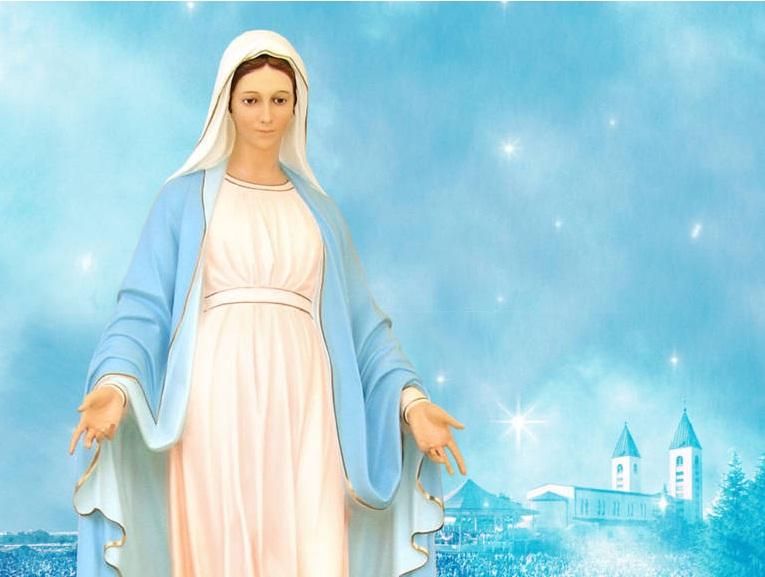 Mensagem de Nossa Senhora em 18 de agosto de 2014 ao vidente Ivan na cidade de Salvaterra (Itália)