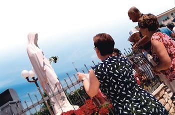 Mensagem de Nossa Senhora em 25 de julho de 2014