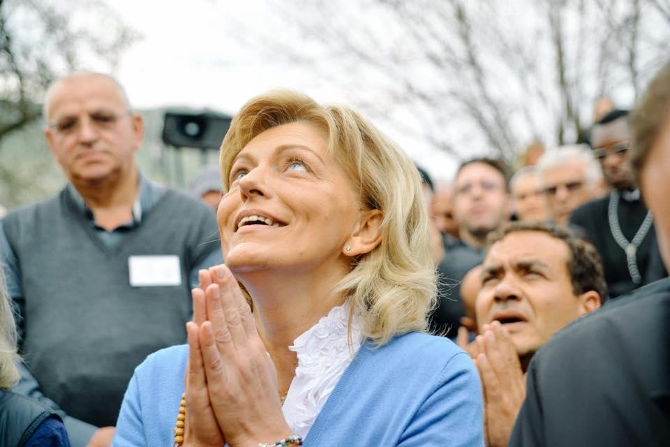 Mensagem de Nossa Senhora em 02 de outubro de 2014 para à vidente Mirjana