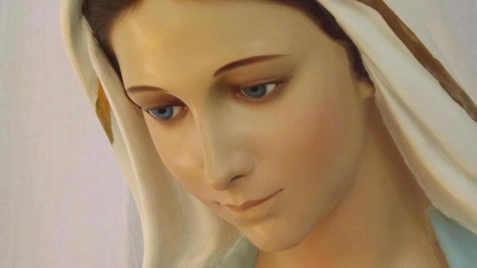 Mensagem de Nossa Senhora transmitida pela vidente Marija Pavlovic-Lunetti em 25/11/2014