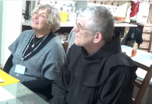 vídeo da palestra Padre Petar