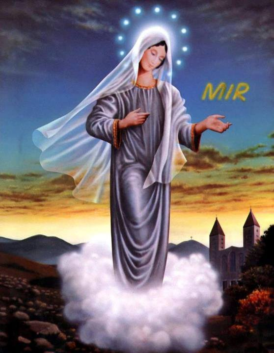 Mensagem de Nossa Senhora