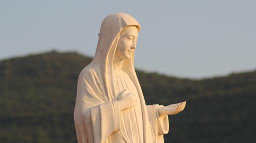 Mensagem extraordinária de Nossa Senhora em 25 de agosto de 2016