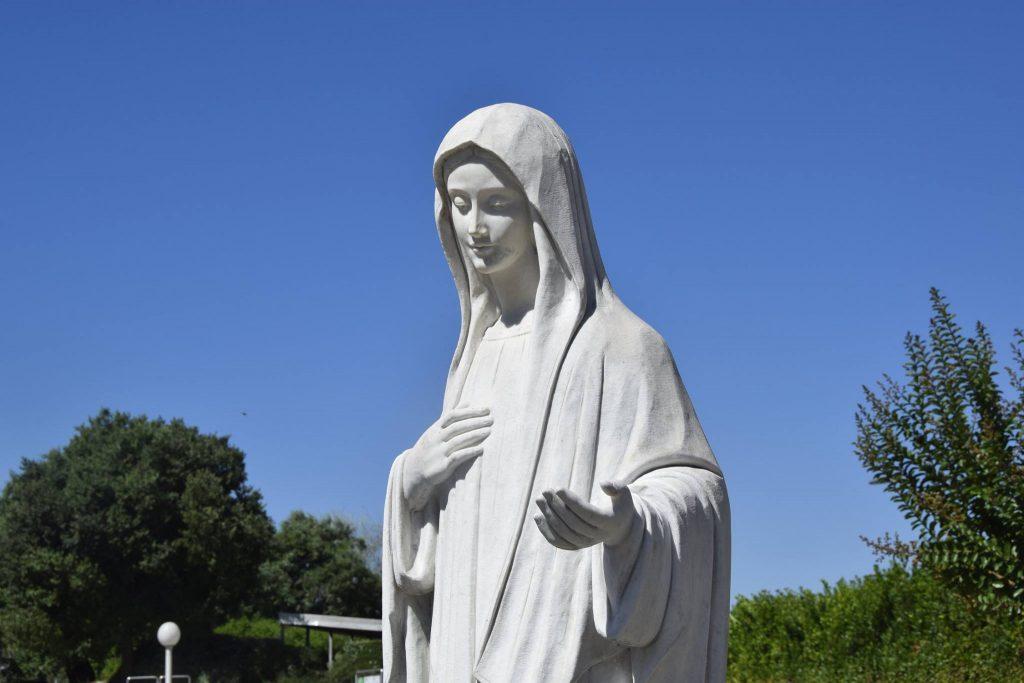MENSAGEM DE NOSSA SENHORA EM 02/09/2018