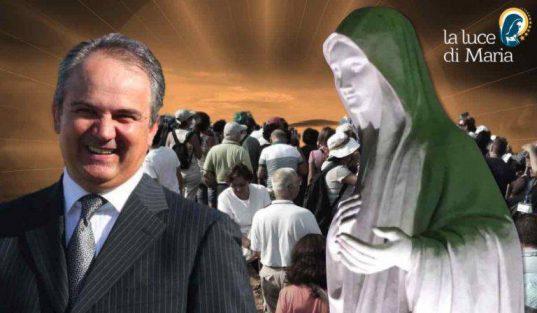 Mensagem extraordinária de Nossa Senhora em Medjugorje em 12/08/2019